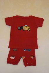 Pijama Curto Tractor