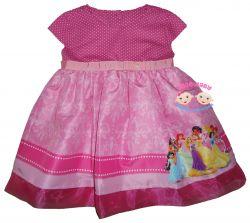 Vestido Princesas Disney Mod.1 Print