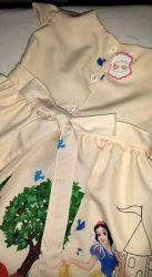 Vestido Branca de Neve Mod.2 PrintV