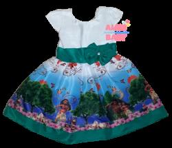 Vestido Moana Mod.7 PrintVIII