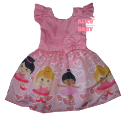 Vestido Bailarina Cute Mod.1 PrintVIII