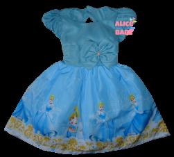 Vestido Cinderela Mod.2 PrintVIII