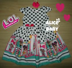 Vestido LOL Surprise Mod.1 PrintV