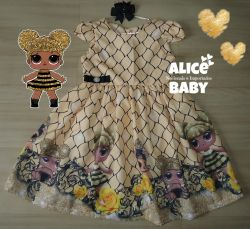 Vestido LOL Surprise Mod.20 PrintV