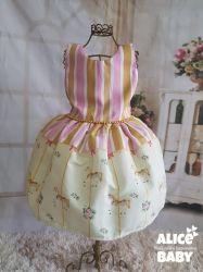 Vestido Carrossel Mod.6 PrintVI