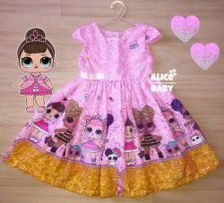 Vestido LOL Surprise Mod.23 PrintV