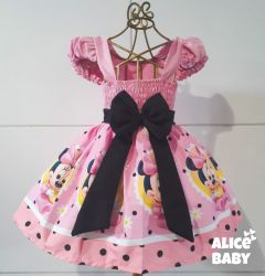 Vestido Minnie Baby Mod.2 PrintVIII