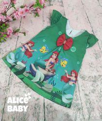 Vestido Trapézio Ariel Mod.9 PrintIX