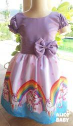 Vestido Unicórnio Mod.2 PrintVIII