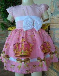 Vestido Realeza Mod.1 PrintVIII