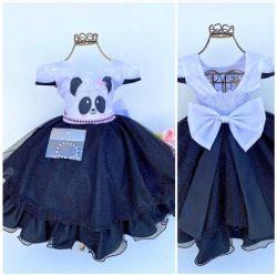 Vestido Panda Mod.6 Lig Lig