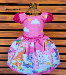 Vestido Ursinhos Carinhosos Mod.2 PrintVIII