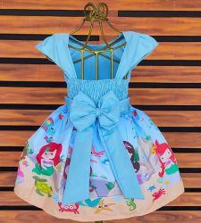 Vestido Sereia Mod.3 PrintVIII