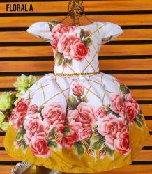 Vestido Floral Mod.6 PrintVIII