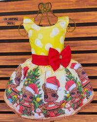 Vestido Natal LOL Surprise Mod.4 PrintVIII