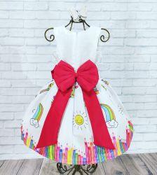 Vestido Aquarela Mod.4 PrintIX