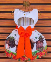 Vestido Moana Mod.5 PrintVIII