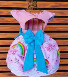 Vestido Chuva de Amor Mod.8 PrintVIII