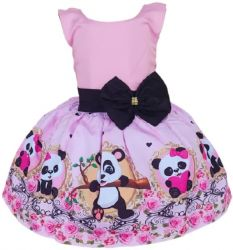Vestido Panda Mod.1 PrintVIII