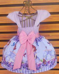 Vestido Princesa Sofia Mod.3 PrintVIII