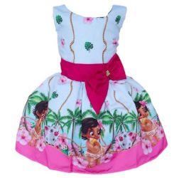 Vestido Moana Baby Mod.2 PrintVIII