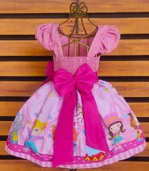 Vestido Circo Mod.1 PrintVIII