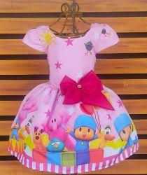 Vestido Pocoyo Mod.2 PrintVIII