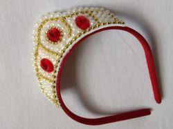 Tiara Coroa Vermelha