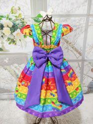Vestido Pop It Mod.1 PrintIX