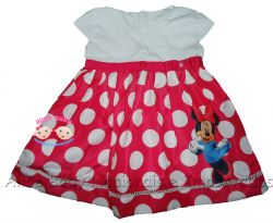 Vestido Minnie Rosa Mod.3 Print